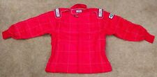G-Force GF545 Racing Suit Jacket RED SMALL SFI 3.2A/5 Fire Rated Nomex NEW