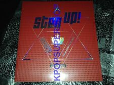 TEEN TOP Behind Photo Book Vol. 2 Step Up! Limited Edition Roman No. 1 Transform
