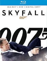 Skyfall Blu-ray + DVD (2013) NEW