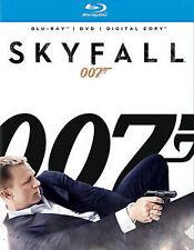 James Bond: Skyfall - (Blu-Ray & DVD Combo)
