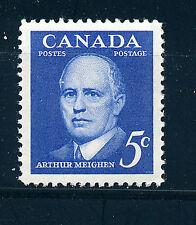 CANADA 1961 ARTHUR MEIGHEN COMMEMORATION SG519 BLOCK OF 4 MNH