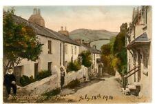 BERRYNARBOR village & post office near Ilfracombe-devon-PP-dev170