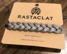 Rastaclat Asphalt Elephant 3 Classic Braided Bracelet