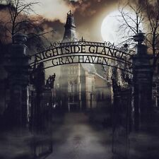 NIGHTSIDE GLANCE Gray Haven CD Sympho Black Metal graveworm vesania illnath mgla