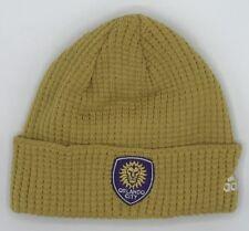 Sporting Goods Mls Orlando City Fc Adidas Flex Fit Army Camo Cap Hat Beanie Style #m749z New
