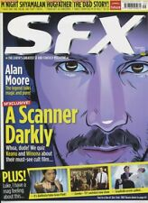Sfx #147 Sept. 2006 Alan Moore Grace Park Smallville unread Mbx109