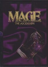 MAGE The Ascension Special Box Set (2 books- Ascension and The ART of Mage) New