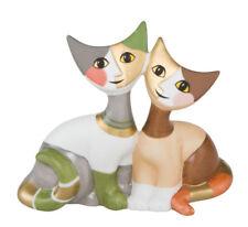 Goebel Rosina Wachtmeister Katzenpaar Rufino e Licia Neuheit 2016 31338061