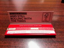 NEW - PACK OF 50 Rizla Red Cigarette Rolling Papers