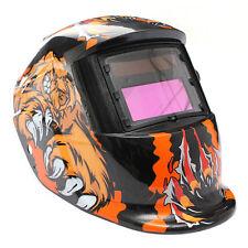 Pro Solar Auto Darkening Welding Helmet Arc Tig Mig Certified Mask Grinding
