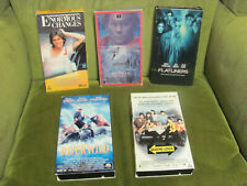 Kevin Bacon VHS Lot of 5