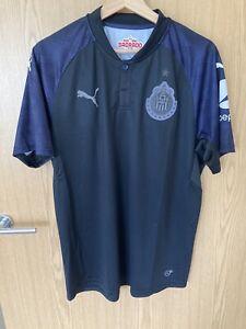 Puma Chivas Football Shirt. Mexico