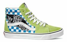 VANS SK8-HI SKATE MEN SIZE 8.5 / WOMEN SIZE 10 SHOES GREEN VN0A38GEUJY NEW