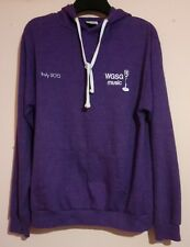 WGSG MUSIC WIRRAL GRAMMAR SCHOOL FOR GIRLS PURPLE HOODED SWEAT SHIRT ITALY 2013