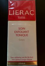 LIERAC Soin Exfoliant Tonique Corps Body 5 OZ 150 ML NEW