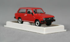 BREKINA 27628 (H0, 1:87) Volvo 66 Estate, Red, 1975 - New