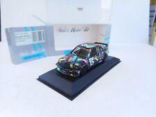 Minichamps 1/43 - Mercedes 190E EVO 1 DTM 1990 RG RACING FRANCE GUILLEMET NM BOX