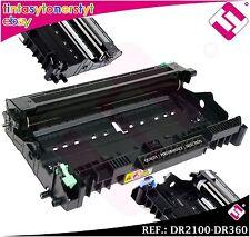 TAMBURO NERO DR2100 DR360 COMPATIBILE PER STAMPANTI ICT BROTHER NO ORIGINAL