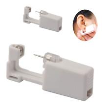 Disposable Sterile Ear Safe No Pain Stud Earring Gun Piercing Stude Tool Machine