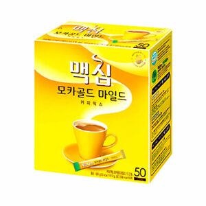 [MAXIM] Mocha Gold Mild Coffee Mix - 1pack (50pcs) / Free Gift