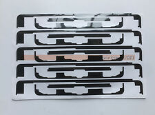 10X Black Touch Screen Pre Cut Adhesive Tape Sticker Glue For iPad 5th Gen