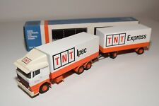 ± LION CAR DAF 3300 TRUCK WITH TRAILER TNT EXPRESS IPEC NEAR MINT BOXED