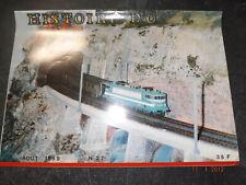45$$ Revue Histoire d'o Les Trains n°27 Faire un sifflet / 141 PLM Mikado
