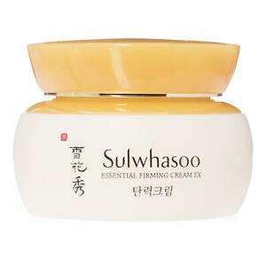 Sulwhasoo Essential Firming Cream Ex Face Moisturizing Radiance Korean 2.53oz