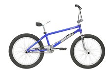 "2019 HARO DAVE MIRRA PRO MODEL TRIBUTE 21 COMPLETE BIKE Y2K  BLUE BMX 21"""