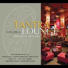 Tantra Lounge Vol.2 VARIOUS ARTISTS CD SEALED THIEVERY CORPORATION NATACHA ATLAS