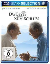 DAS BESTE KOMMT ZUM SCHLUSS (Jack Nicholson, Morgan Freeman) Blu-ray Disc NEU
