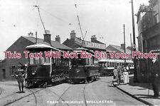 ST 135 - Tram Terminus, Wollaston, Staffordshire - 6x4 Photo
