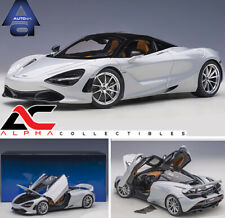 AUTOART 76071 1:18 McLAREN 720S (GLACIER WHITE/METALLIC WHITE) SUPERCAR