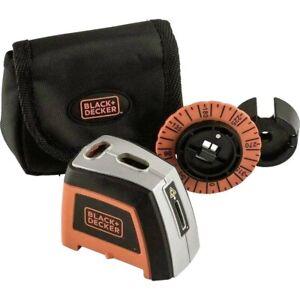Black & Decker BDL120-FR  Laser Wasserwaage NEU +OVP