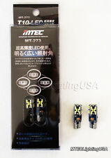 MTEC 6000K T10 W5W 194 168 No Error LED Eye Lid Lights Mercedes W204 C Class