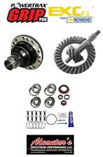 "FORD 8"" 28 SPLINE GRIP PRO POSI, 3.55 RING & PINION AND MASTER KIT PACKAGE DEAL"