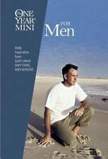 The One Year Mini for Men by Ron Beers and Gilbert Beers (2005, Hardcover)
