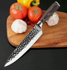 Kitchen chef Knife 8 inch Stainless Steel Santoku Japanese High Carbon knife