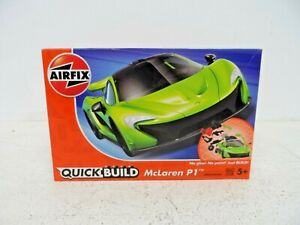 New Airfix Quick Build McLaren P1 Model Kit  D11