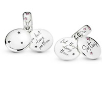 2019 Brand New FOREVER SISTERS Dangle Charm Bead 798012FPC +free jewellery Pouch