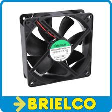 VENTILADOR TERMOPLASTICO 48VDC 9.7W 120X120X38MM 3100 ROTACIONES/MIN BD11345