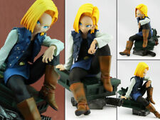 Anime Dragon Ball Z DBZ Figure Jouets Android 18 Figurine Statues 15cm