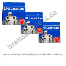 12x NGK Laserline Zündkerze LPG 5  1516  LPG  CITROEN  FORD  MERCEDES  PEUGEOT