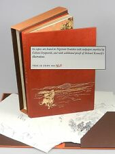 "T. E. Lawrence - Correspondence with E. T. Leeds, full goatskin, copy ""XLII"""