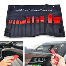 11Pcs Auto Car Nylon Molding Dash Door Panel Audio Radio Trim Tool Remover Kit