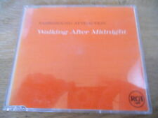 FAIRGROUND ATTRACTION WALKING AFTER MIDNIGHT /CLAIRE LIVE 2 TRACKS CD SINGLE NEW