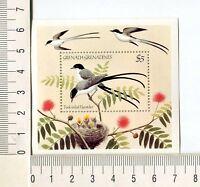 36733) Grenada Grenadines 1984 MNH Birds S/S