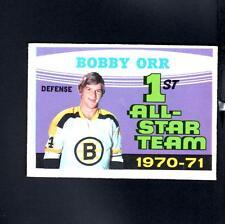 4021* 1970-71 OPC O-PEE-CHEE # 251 Bobby Orr AS Vg-Ex