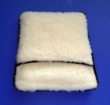 Micro Hotties Lambs Wool Microwave Hot Water Bottle Heat Pad Hottie New