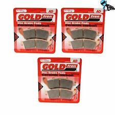 Goldfren AD Rear Brake Pads SYM Joyride EVO 200 i 09-13